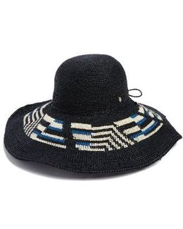 Cabo Wide Brim Hat