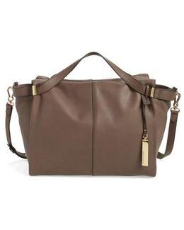 Rosen Leather Satchel