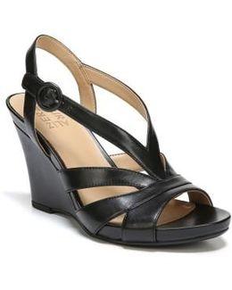Brandy Wedge Sandal