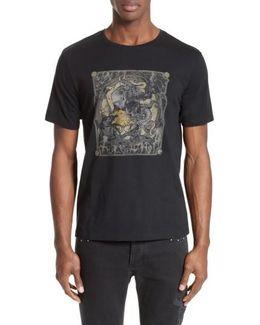 Silkscreen Finish T-shirt
