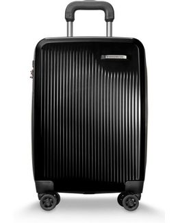 Sympatico 21-inch Expandable Wheeled Carry-on