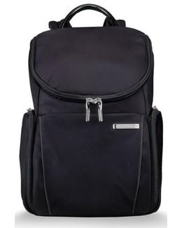 Sympatico Nylon Backpack