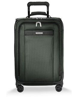 Transcend Vx Tall Expandable 22-inch Spinner Suitcase