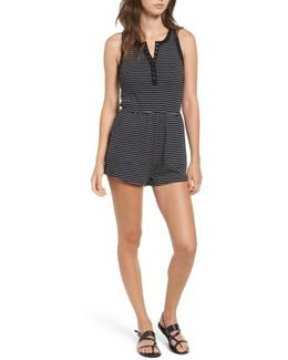 Grow Up Stripe Romper
