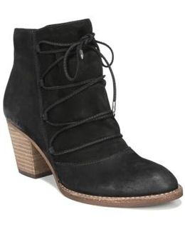 Millard Lace-up Bootie