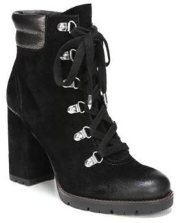 Carolena Lace-up Boot