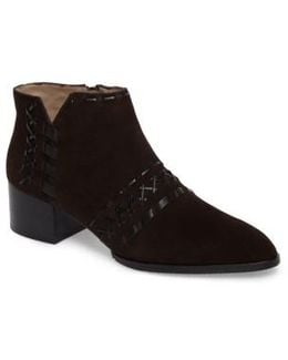 Bowery Woven Bootie