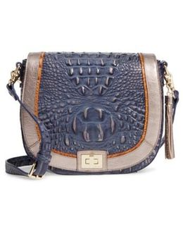 Andesite Lucca Sonny Leather Crossbody Bag