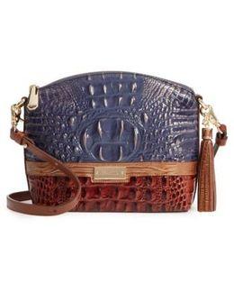 Andesite Lucino - Mini Duxbury Leather Crossbody Bag