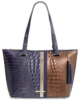 Andesite Orba Medium Asher Leather Tote