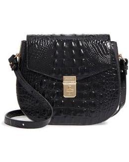 Melbourne - Lizzie Leather Crossbody Bag