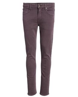 Transcend - Federal Slim Straight Fit Jeans