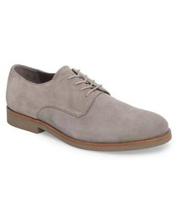 Faustino Plain Toe Derby