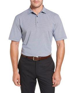 Sean Jubilee Stripe Jersey Polo