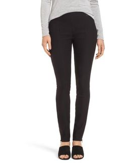 Zip Ankle Wonder Stretch Pants
