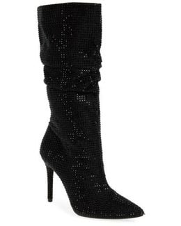 Layzer Embellished Slouch Boot