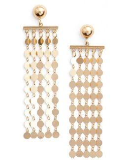 Carmen Fringe Drop Earrings