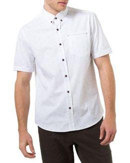 Wonderwall Print Woven Shirt