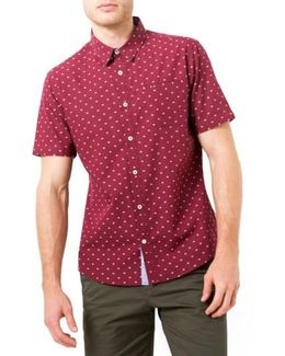 Star Quality Dobby Woven Shirt