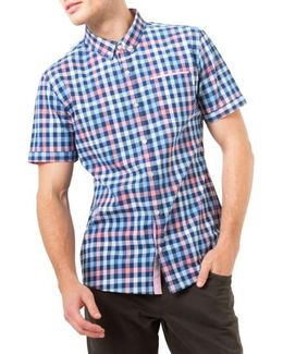 Unforgettable Check Woven Shirt