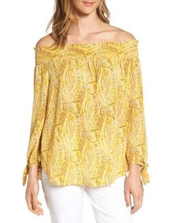 Hatcher Off The Shoulder Top