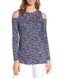 Willow Cold Shoulder Top