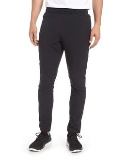Fitted Woven Training Pants