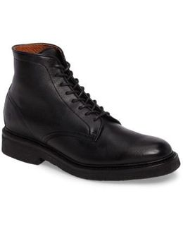 Country Plain Toe Boot