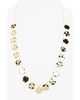 Chloe Long Frontal Necklace