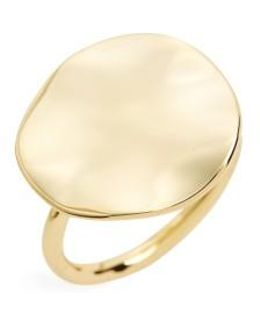 Chloe Disc Ring