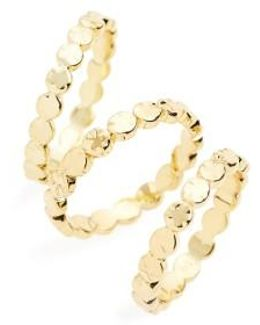 Chloe Set Of 3 Stackable Rings