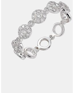 Adina Stackable Round Diamond Ring (nordstrom Exclusive)