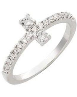 Margaret Cluster Ring