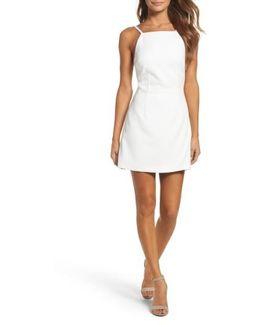 Whisper Light Sheath Dress
