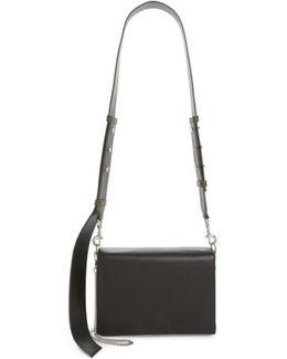 Zep Lambskin Leather Box Bag