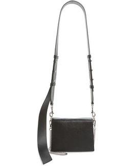 Zep Leather Shoulder Bag
