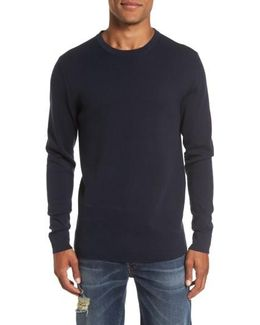 Milano Front Regular Fit Cotton Sweater