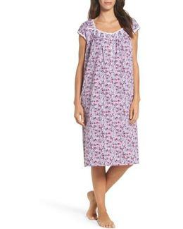 Print Waltz Nightgown