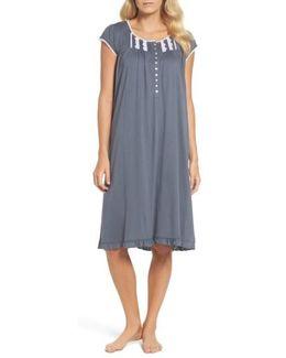 Cotton & Modal Waltz Nightgown