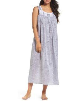 Pintuck Ballet Nightgown