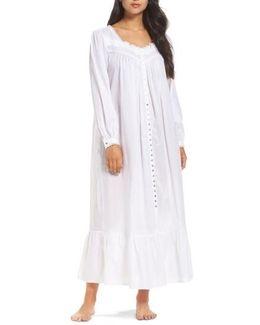 Ballet Button Nightgown
