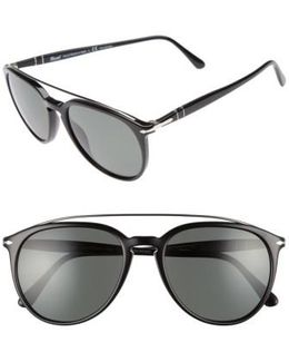 Sartoria 55mm Polarized Sunglasses