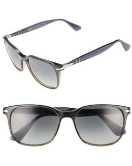 Officina 56mm Polarized Sungasses