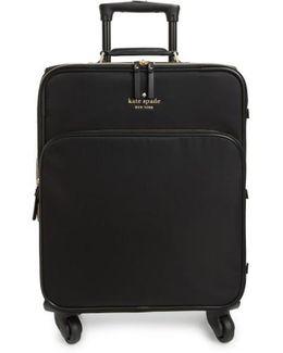 Watson Lane Nylon International 21-inch Rolling Carry-on