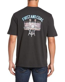 First And Coal Standard Fit T-shirt