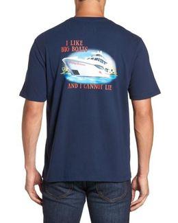 Big Boats Standard Fit T-shirt