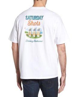 Saturday Shots Standard Fit T-shirt