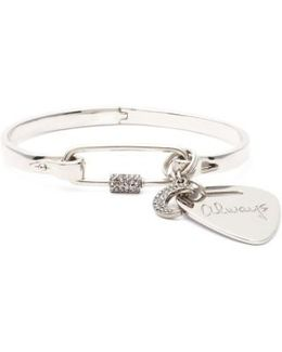 Guitar Pick Hinge Bracelet