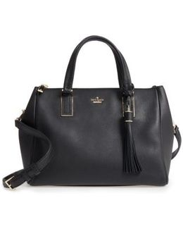 Kingston Drive - Alena Leather Satchel