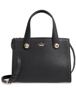 Stewart Street - Little Joy Leather Satchel